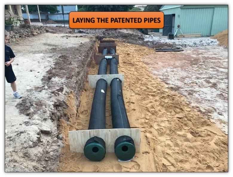 Advanced Enviro-Septic System Installation Earthmoving Services Adelaide