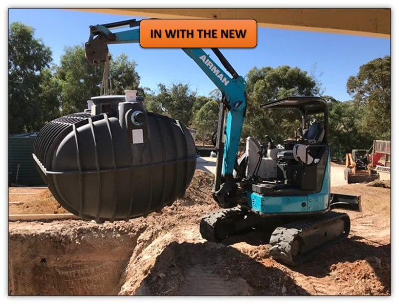 Advanced Enviro-Septic System Installation - Earthmoving Services Barossa Valley