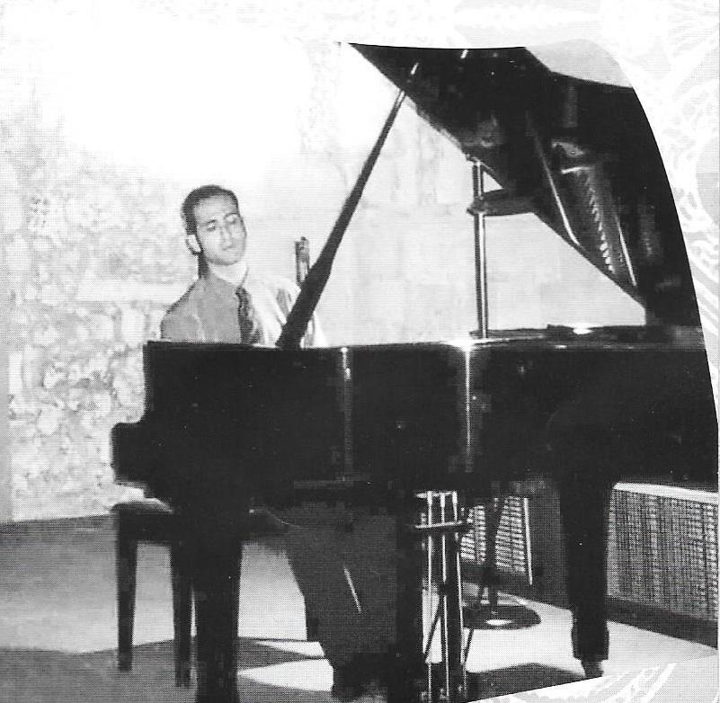 Άρης Γραικούσης. Ρεσιτάλ Πιάνου στο Ρέθυμνο Κρήτης (2004) σε έργα των Bettoven , Brahms, Scriabin