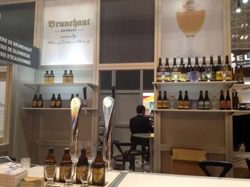 Brunehaut Booth
