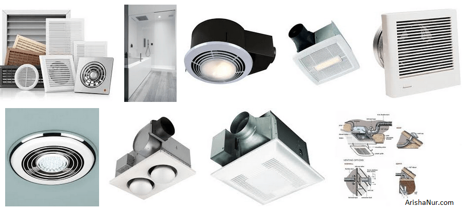 Best Bathroom Fans 2018: The 10 Best Bath Exhaust Fans For Your Bathroom