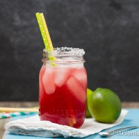 Tart Cherry Margaritas
