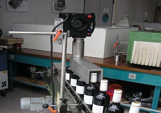 Demostraciones calentadores - Probar máquinas