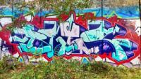 Multi Colors 400ml Art Graffiti Spray Paint For Wall ...