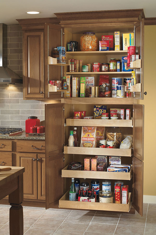 36 Inch Pantry SuperCabinet  Aristokraft Cabinetry
