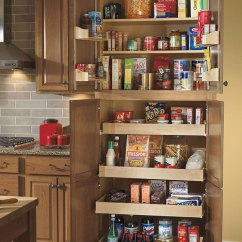 Kitchen Organization Products Weight Scale Cabinet Aristokraft Cabinetry 36 Inch Pantry Supercabinet