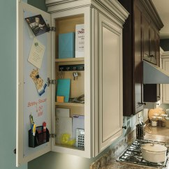 Kitchen Cabinet Design Tool Daisy Decor Wall Message Center - Aristokraft Cabinetry