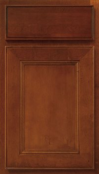 Rouge Maple Cabinet Finish  Aristokraft Cabinetry
