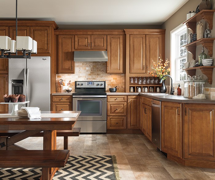 where can i buy an island for my kitchen towel warm glazed cabinets - aristokraft cabinetry