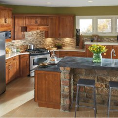 Shaker Kitchen Cabinets Remodels Style Aristokraft By Cabinetry
