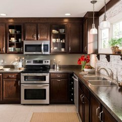 Oak Kitchen Cabinet Carts With Wheels Cabinets Aristokraft Cabinetry By