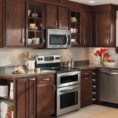 Oak Kitchen Cabinet How To Redesign A Cabinets Aristokraft Cabinetry By
