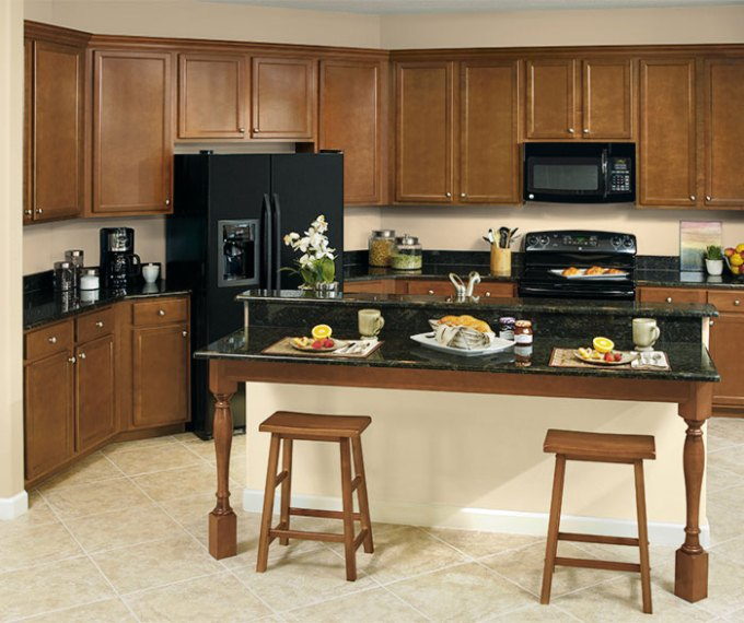 Birch Kitchen Cabinets By Aristokraft Cabinetry Sinclair
