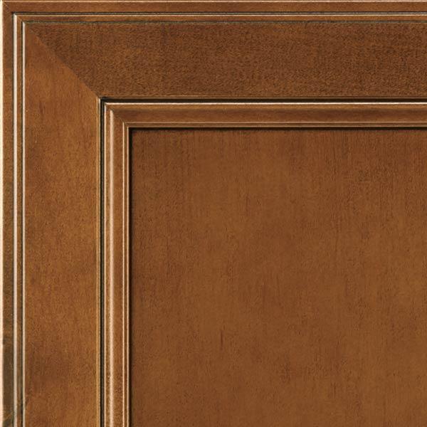 Pumpernickel Glaze Maple Cabinet Finish  Aristokraft