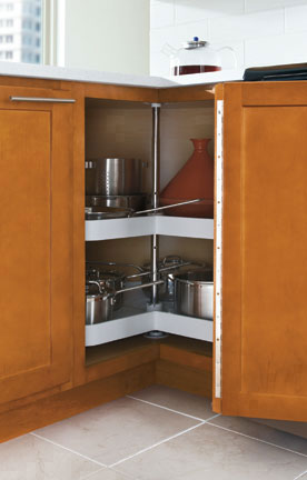 Base Lazy Susan Cabinet  Aristokraft Cabinetry