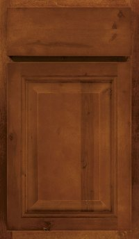 Saddle Rustic Birch Cabinet Finish  Aristokraft Cabinetry