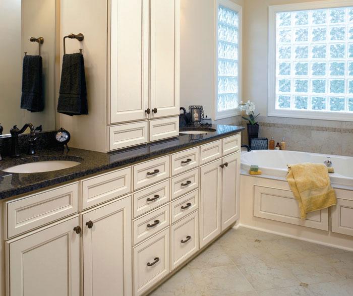 kitchen cabinet calculator antique brass hardware colors & finishes gallery - aristokraft