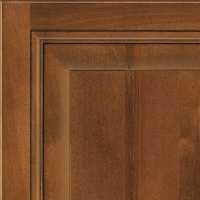 Pumpernickel Glaze Birch Cabinet Finish