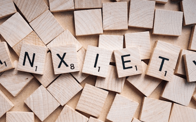 New Page on Site: Anxiety Resources