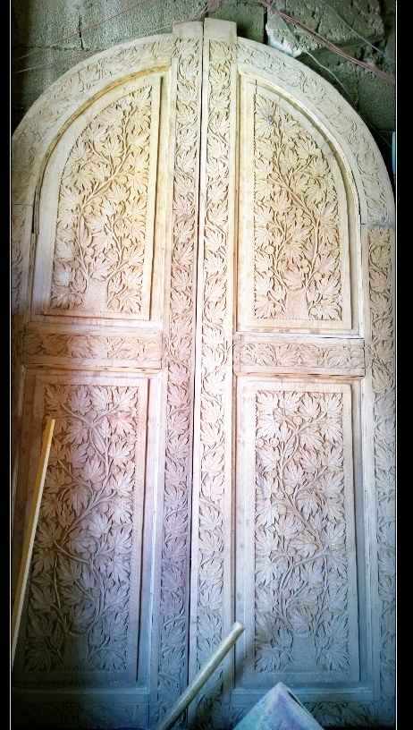 Kashmiri Wood Craft (4)