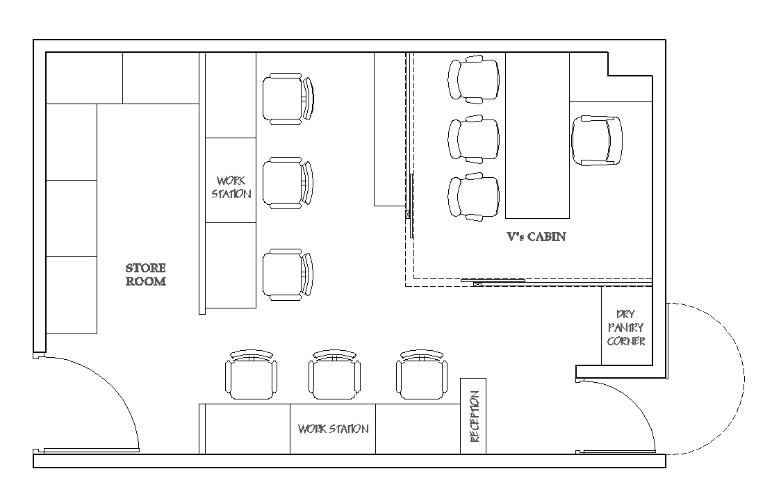 Office Plan: Citadel Update • One Brick At A Time