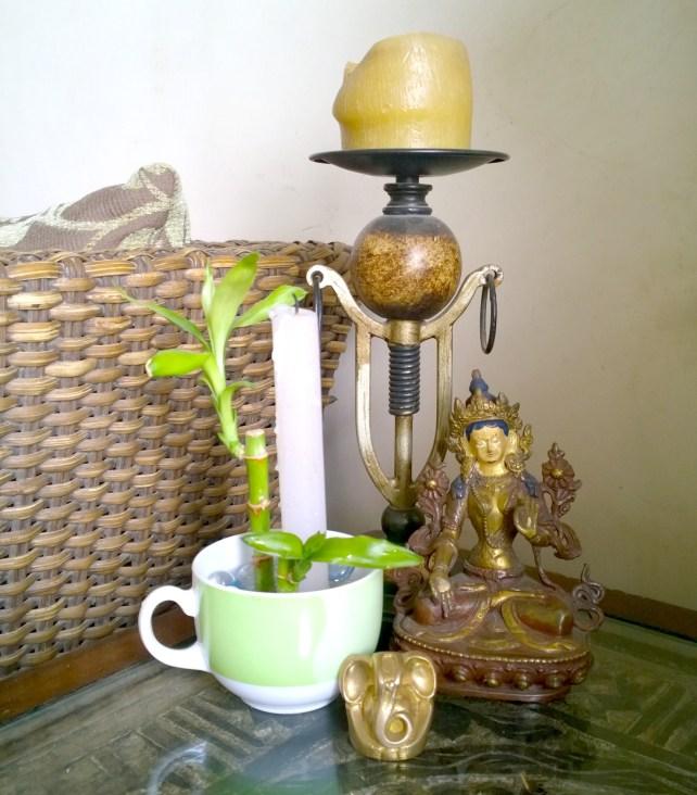 Tea Themed Decor
