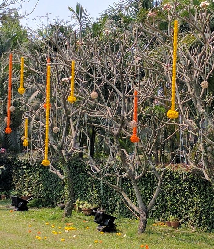 Marigold Flower Decoration