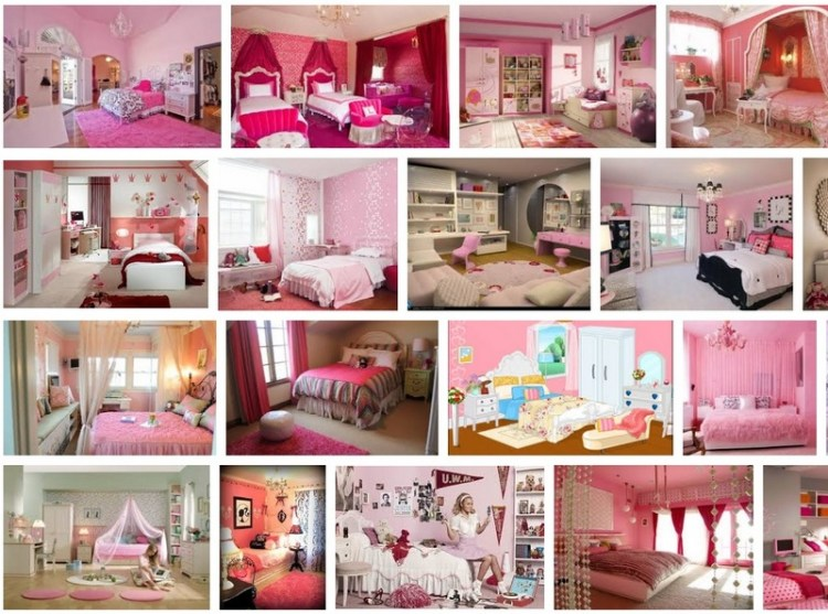 How to Make Pretty Girly Rooms That Are Not Pink • One Brick ...