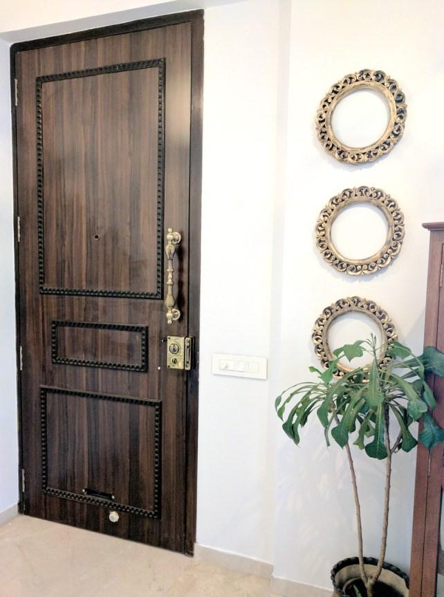 Oriental Foyer Design