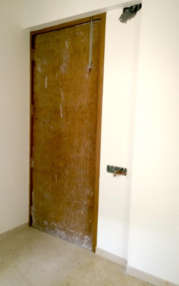 Foyer Design - Before