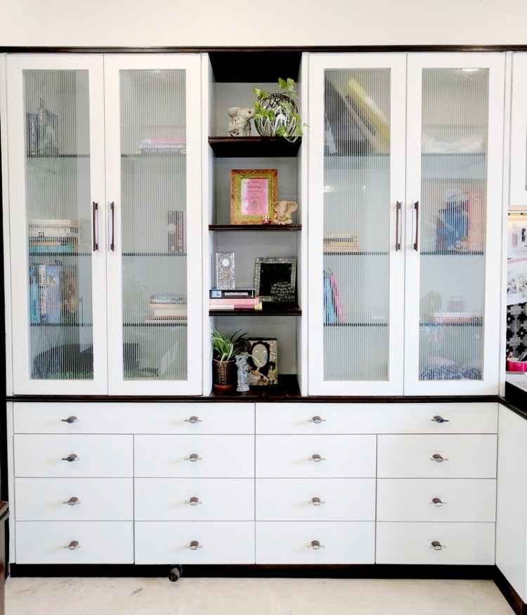 Home Office Design - Storage cabinets