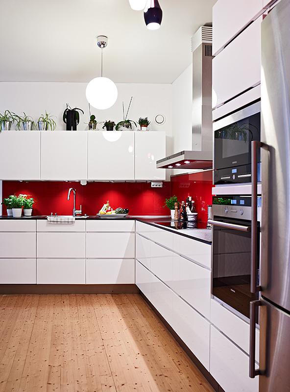 Kitchen colours