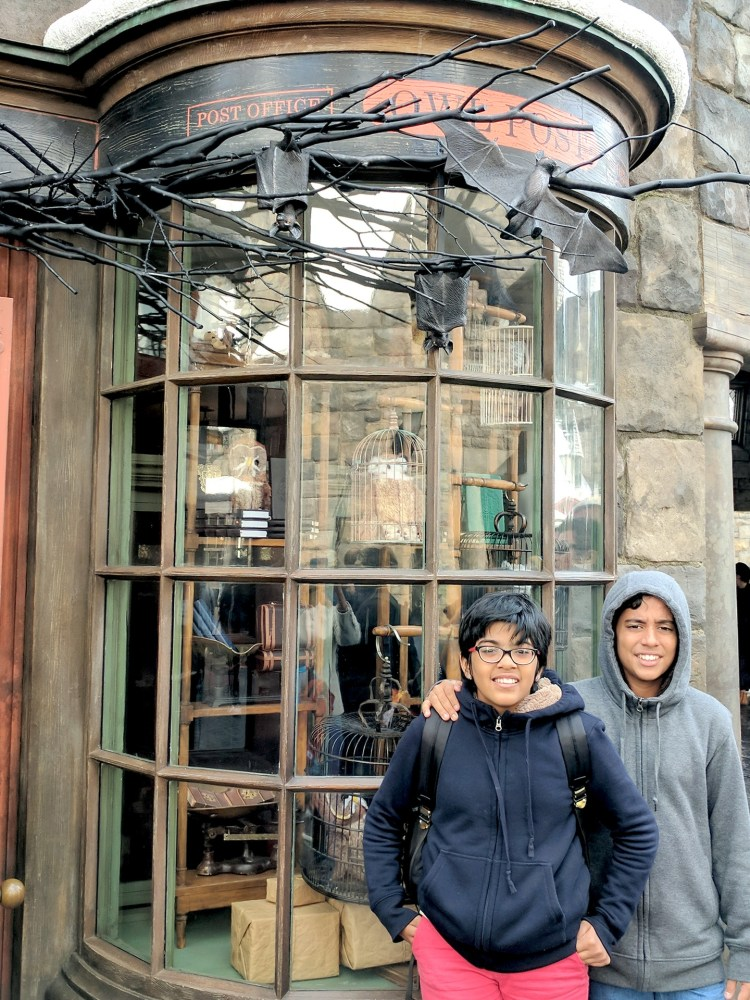 My Top 10 Amazing Experiences in Japan - Harry Potter