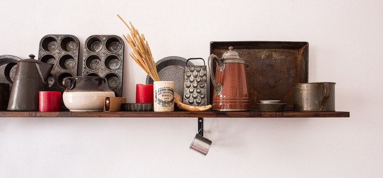 11 Ways To Make Big Space in Your Small Kitchen