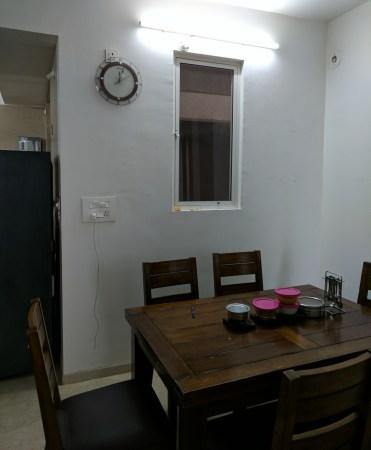 Em's Rental Living Room Reveal