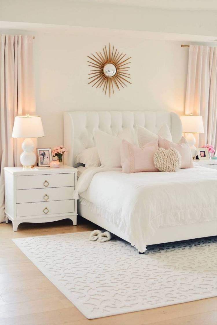 How To Style Your Bedroom Rugs One Brick At A Time