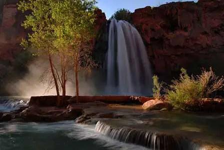 Fall Waterfall Wallpaper Hf Havasu Falls Pictures Grand Canyon Havasu Waterfalls