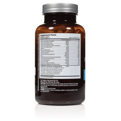 FoliGROWTH Ultimate Hair Growth Vitamin Label - Arizona Aesthetics