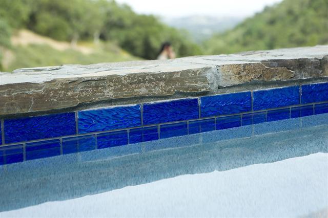 ceramic swimming pool tiles made