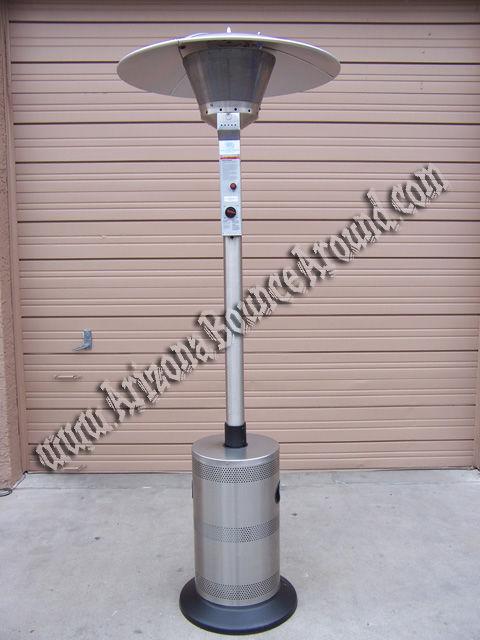propane patio heater rental