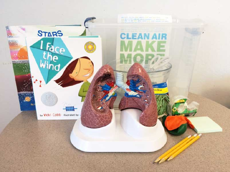 """""""Up in the Air"""" Education Program Resource Kits"""