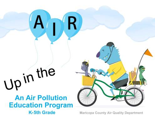 Up in the Air: an Air Pollution Education Program