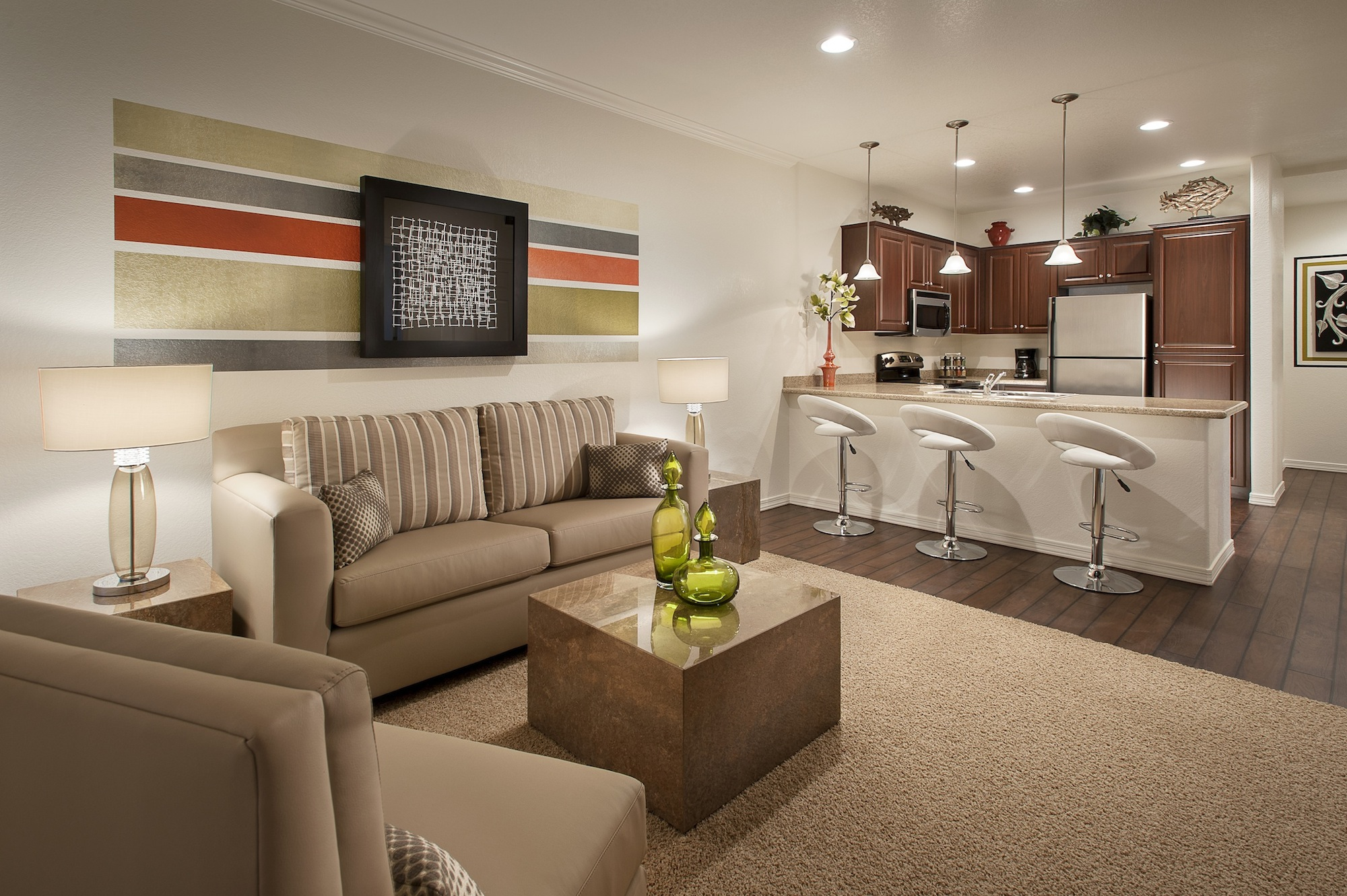 Luxury Apartment of the Month in Chandler: Parcland Crossing
