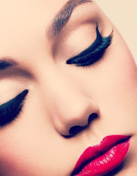 Image result for false lashes