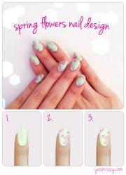 diy spring nail ideas