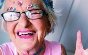 hip 72-year- grandma earns millions