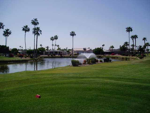 Apache Wells Country Club in Mesa
