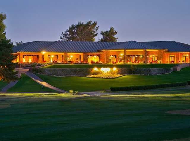 Mesa Country Club in Mesa