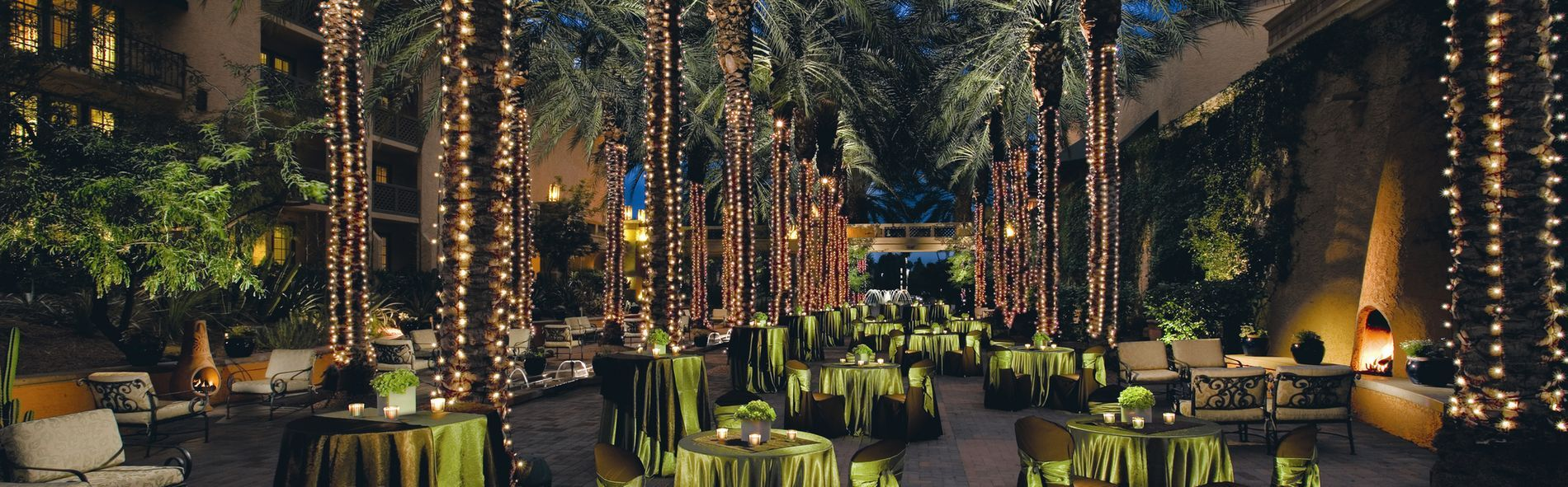Arizona Grand Resort  Spa  Premier Outdoor Event Venues