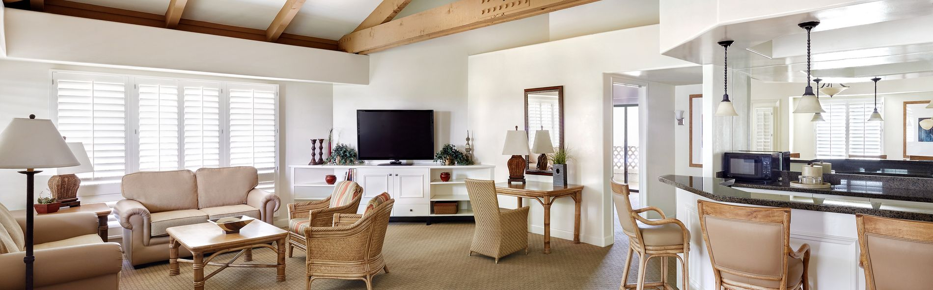 Suites in Phoenix AZ  Arizona Grand Resort  Spa
